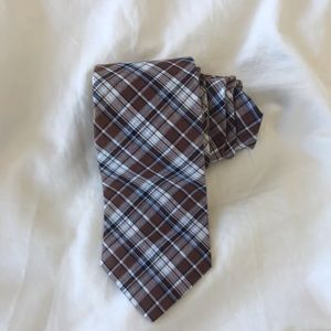 3/$20 🎃 Brooks Brothers Brown Cotton Neck Tie
